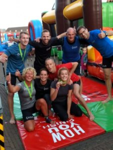 sport actief Voebema team bootcamp